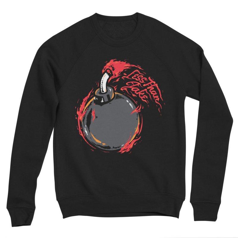 Burner Men's Sponge Fleece Sweatshirt by Less Than Jake T-Shirts and more!
