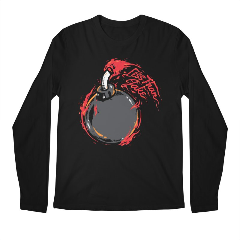 Burner Men's Regular Longsleeve T-Shirt by Less Than Jake T-Shirts and more!