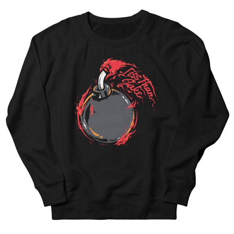 Burner Men's French Terry Sweatshirt by Less Than Jake T-Shirts and more!