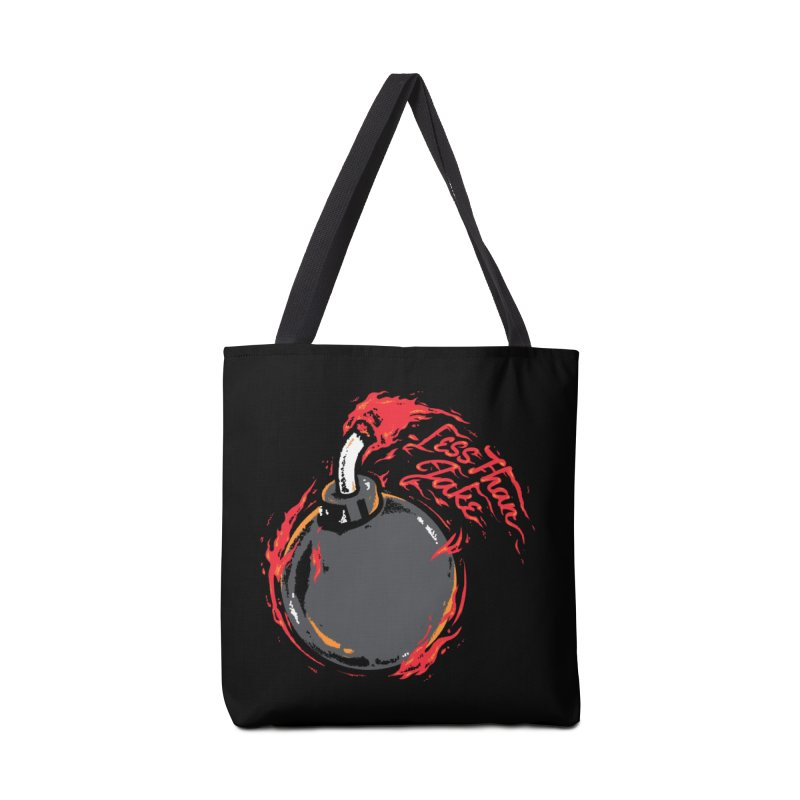 Burner Accessories Tote Bag Bag by Less Than Jake T-Shirts and more!