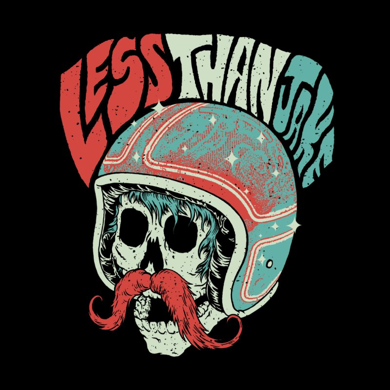 Biker Men's Longsleeve T-Shirt by Less Than Jake T-Shirts and more!