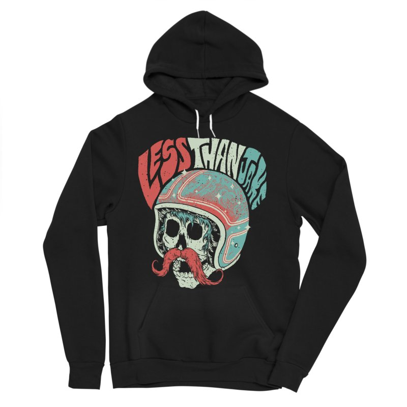 Biker Men's Pullover Hoody by Less Than Jake T-Shirts and more!