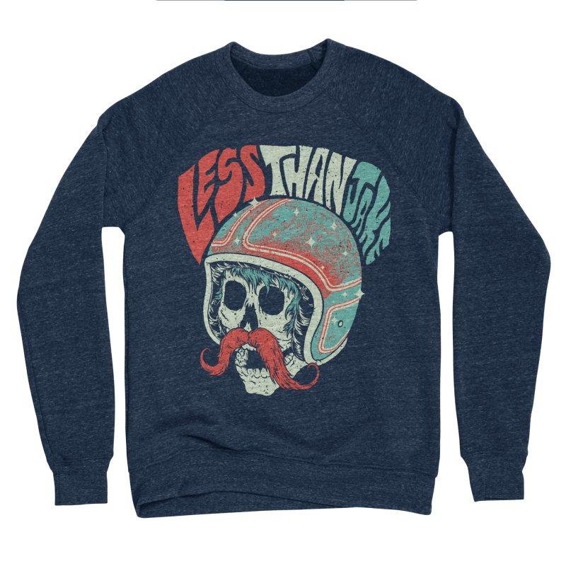 Biker Women's Sponge Fleece Sweatshirt by Less Than Jake T-Shirts and more!