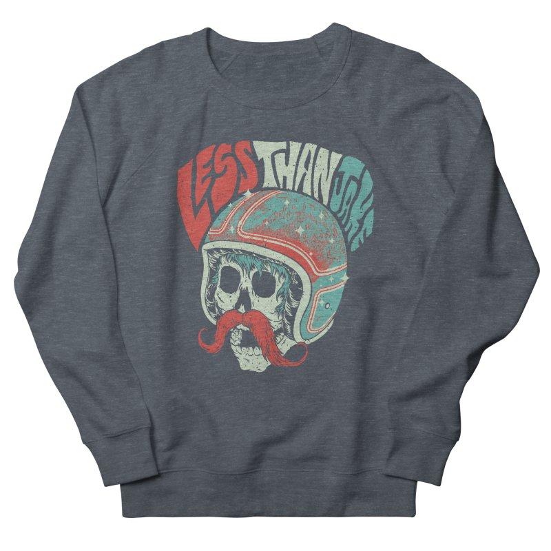 Biker Women's French Terry Sweatshirt by Less Than Jake T-Shirts and more!