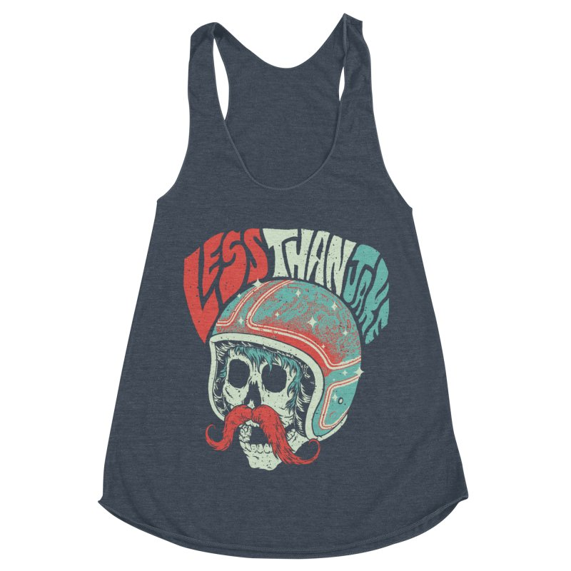 Biker Women's Tank by Less Than Jake T-Shirts and more!