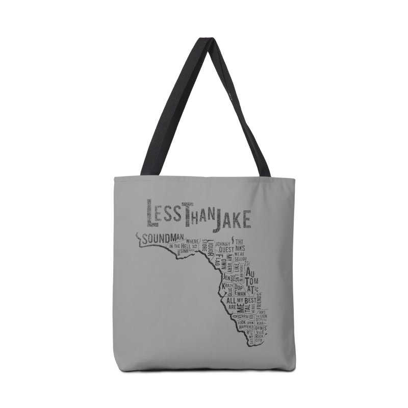 State Of Florida Accessories Bag by Less Than Jake T-Shirts and more!