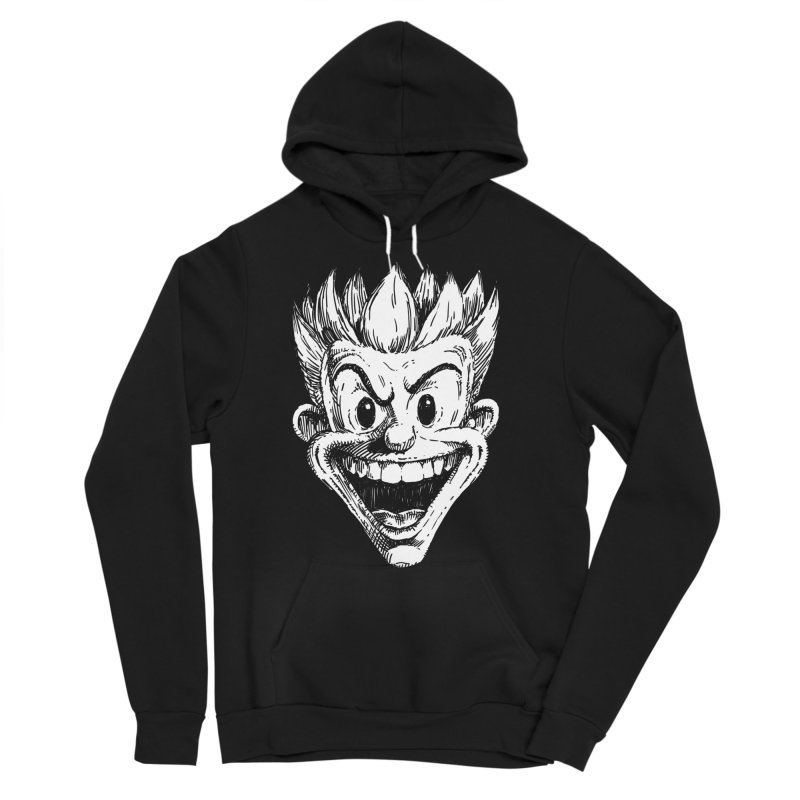 Kid Head in Men's Sponge Fleece Pullover Hoody Black by Less Than Jake T-Shirts and more!