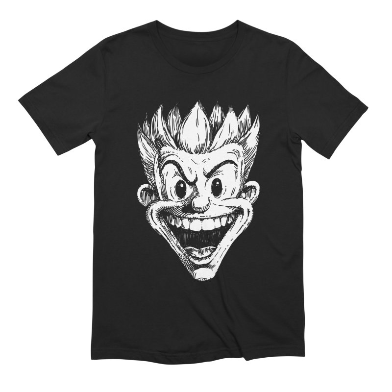 Kid Head Men's Extra Soft T-Shirt by Less Than Jake T-Shirts and more!