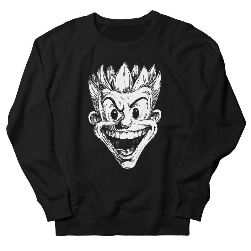 Kid Head Women's French Terry Sweatshirt by Less Than Jake T-Shirts and more!