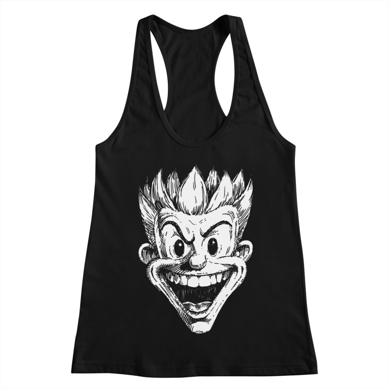 Kid Head Women's Racerback Tank by Less Than Jake T-Shirts and more!