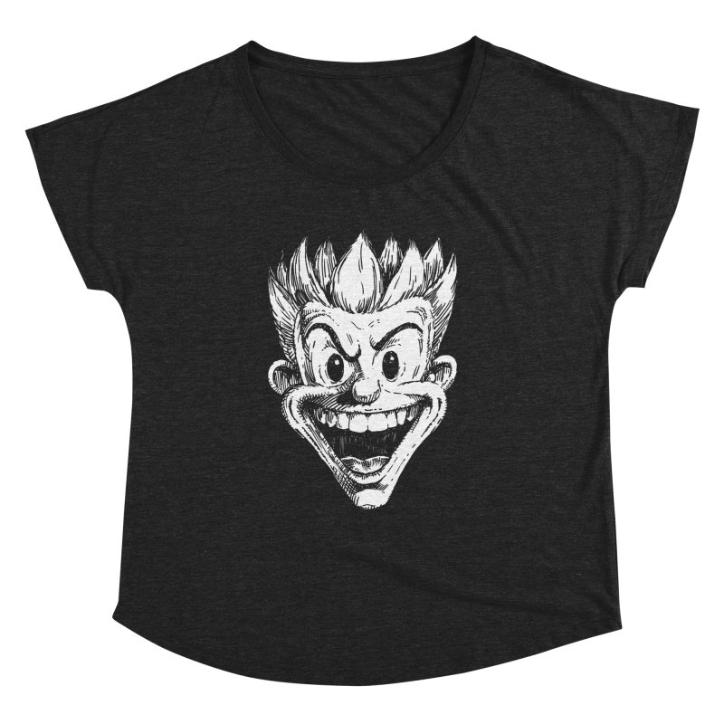 Kid Head Women's Dolman Scoop Neck by Less Than Jake T-Shirts and more!