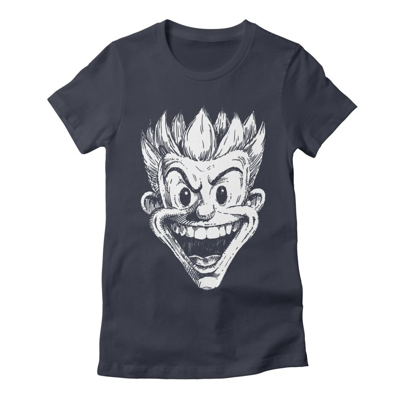 Kid Head Women's Fitted T-Shirt by Less Than Jake T-Shirts and more!