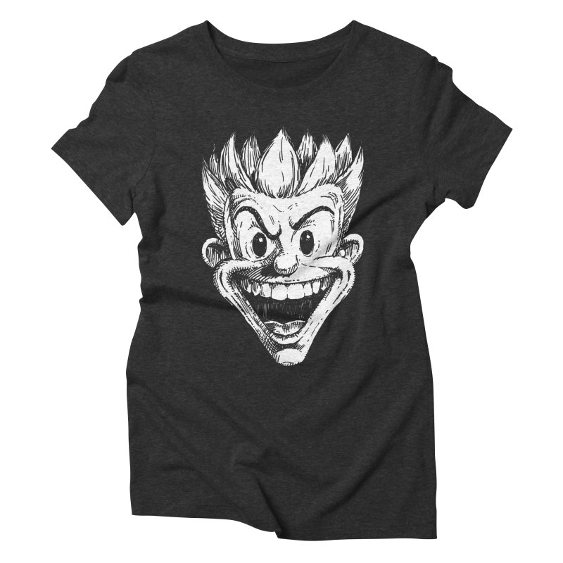 Kid Head Women's Triblend T-Shirt by Less Than Jake T-Shirts and more!