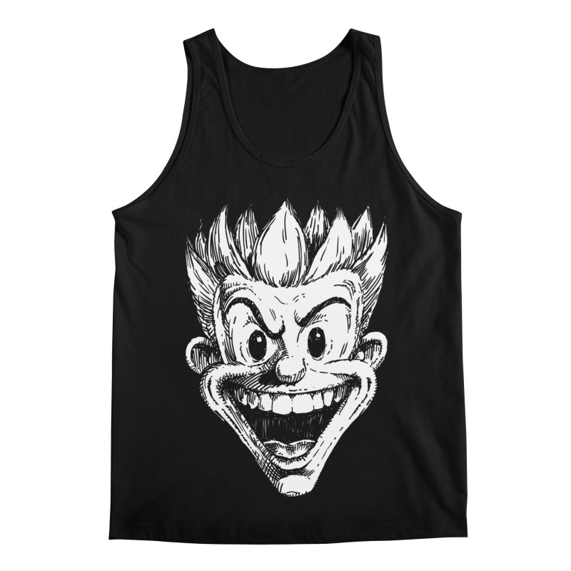 Kid Head Men's Regular Tank by Less Than Jake T-Shirts and more!