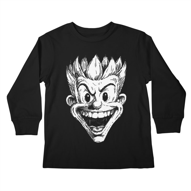 Kid Head Kids Longsleeve T-Shirt by Less Than Jake T-Shirts and more!