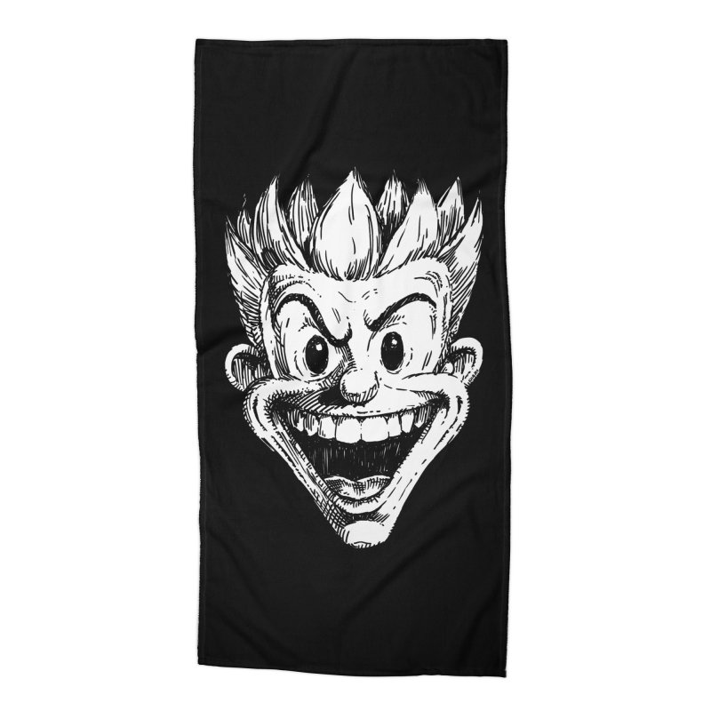 Kid Head Accessories Beach Towel by Less Than Jake T-Shirts and more!