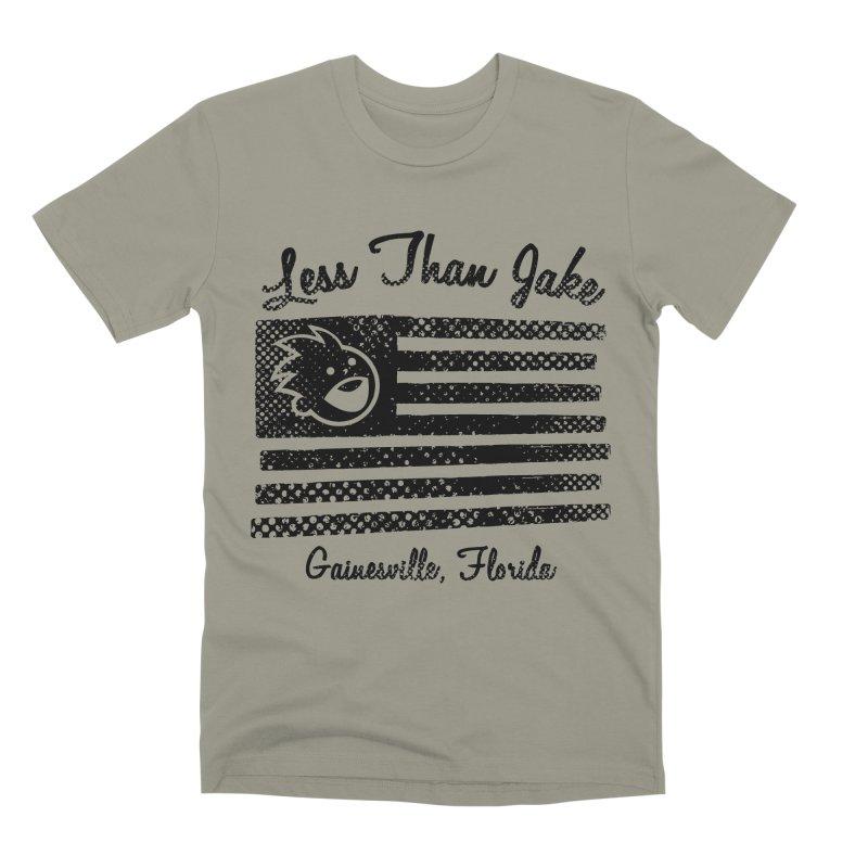 LTJ Flag Men's Premium T-Shirt by Less Than Jake T-Shirts and more!