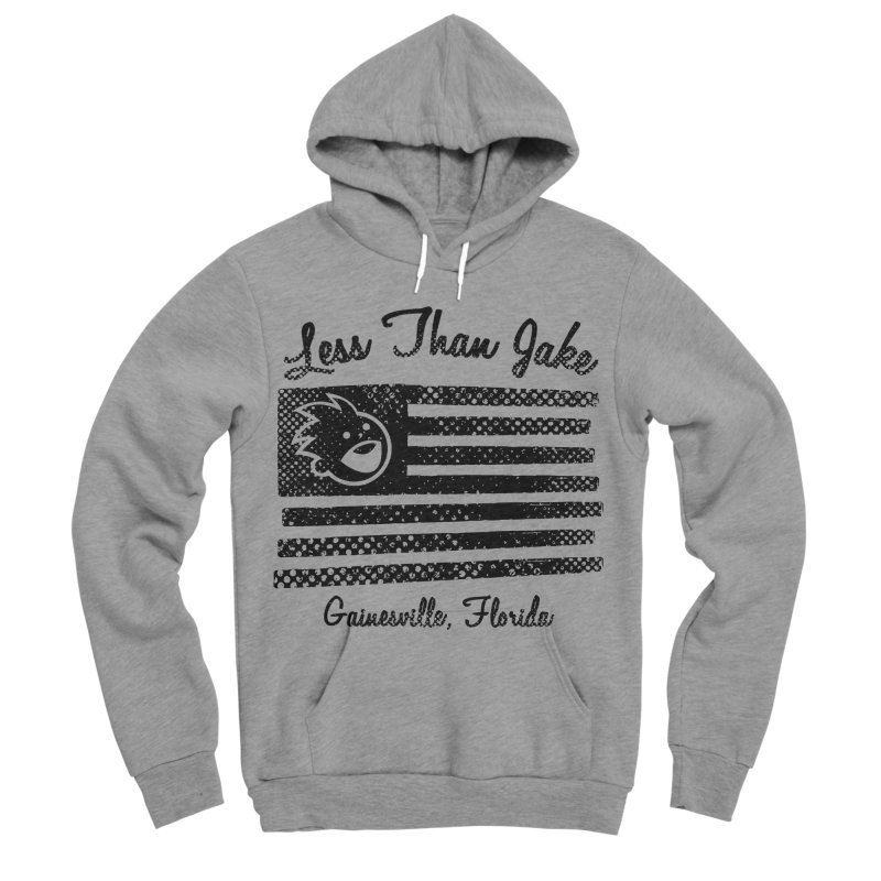 LTJ Flag Men's Sponge Fleece Pullover Hoody by Less Than Jake T-Shirts and more!