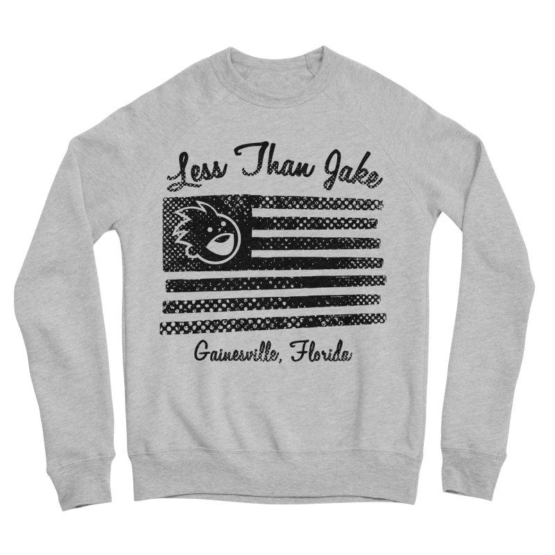 LTJ Flag Men's Sponge Fleece Sweatshirt by Less Than Jake T-Shirts and more!