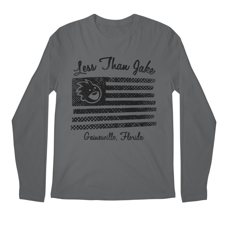 LTJ Flag Men's Longsleeve T-Shirt by Less Than Jake T-Shirts and more!