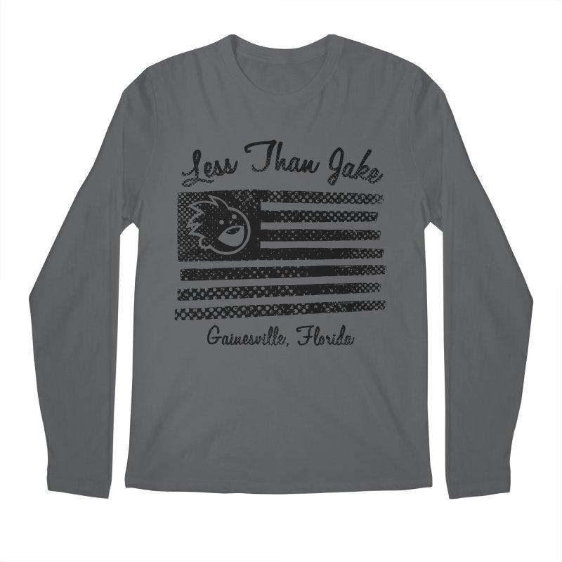 LTJ Flag Men's Regular Longsleeve T-Shirt by Less Than Jake T-Shirts and more!