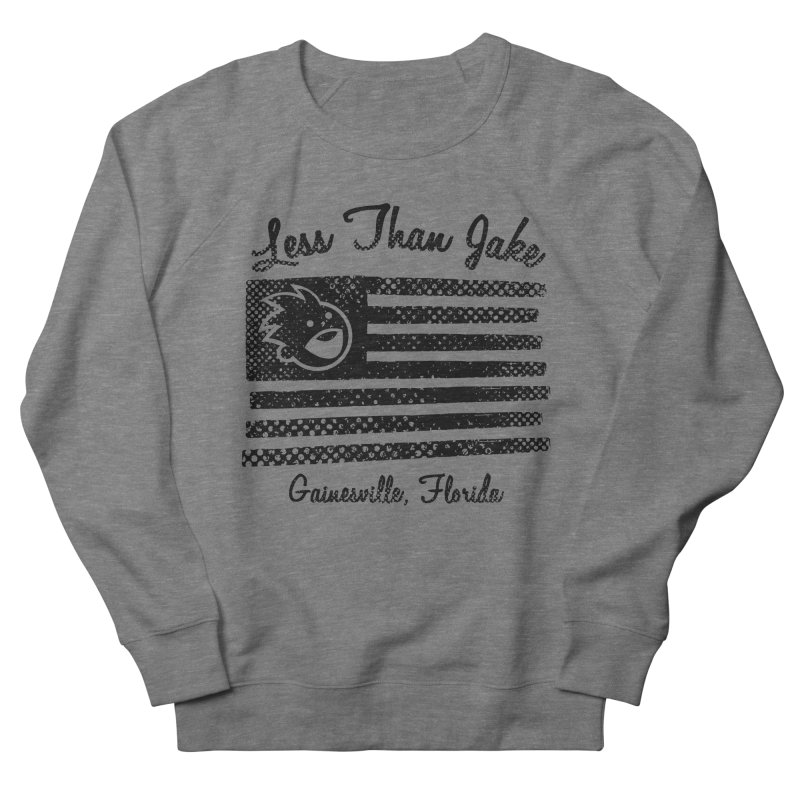 LTJ Flag Women's Sweatshirt by Less Than Jake T-Shirts and more!