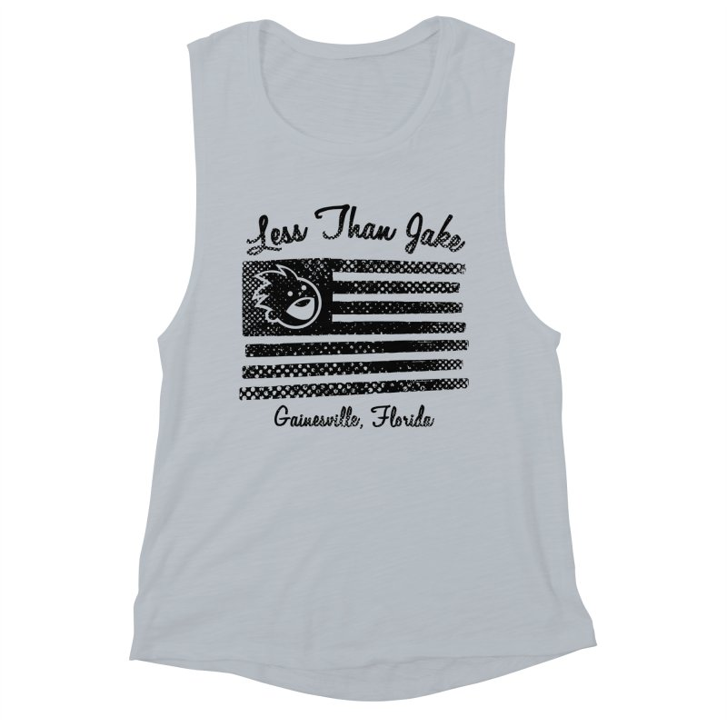 LTJ Flag Women's Tank by Less Than Jake T-Shirts and more!