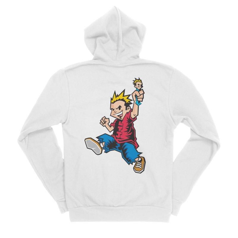 Evo Kid OG Men's Sponge Fleece Zip-Up Hoody by Less Than Jake T-Shirts and more!