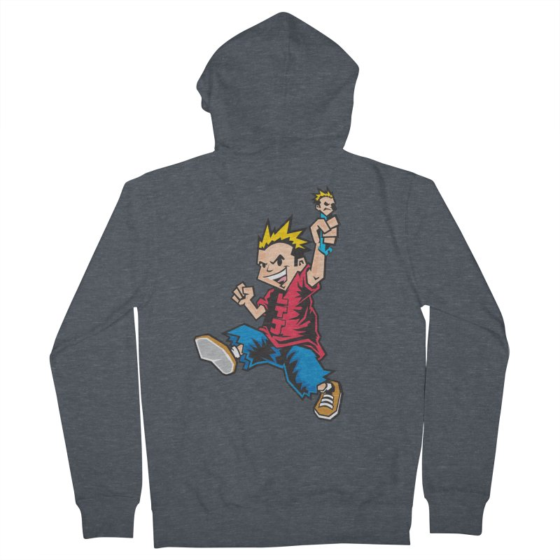 Evo Kid OG Women's French Terry Zip-Up Hoody by Less Than Jake T-Shirts and more!