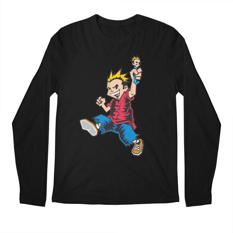 Evo Kid OG Men's Regular Longsleeve T-Shirt by Less Than Jake T-Shirts and more!