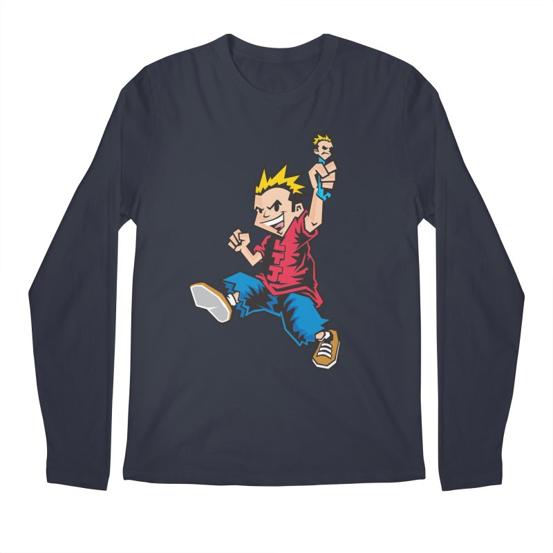 Evo Kid OG Men's Regular Longsleeve T-Shirt by Less Than Jake T-Shirts and more!