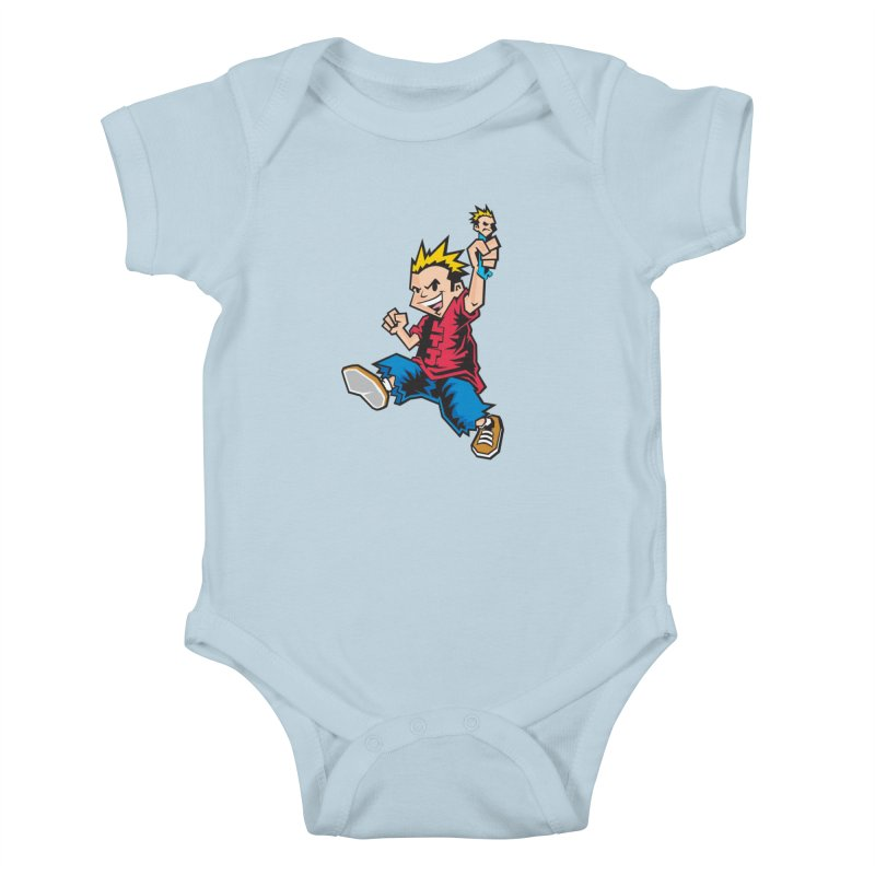 Evo Kid OG Kids Baby Bodysuit by Less Than Jake T-Shirts and more!