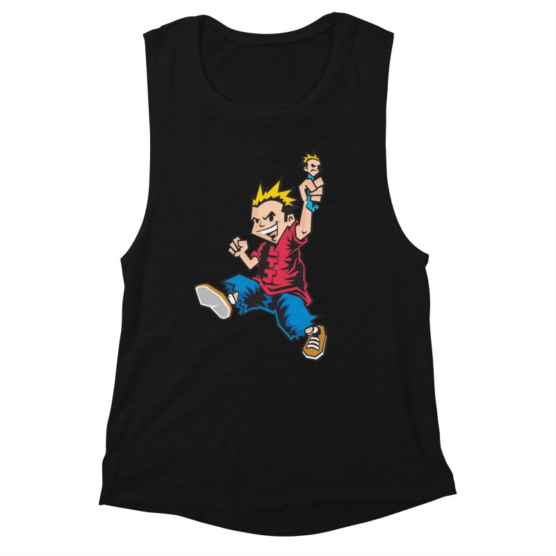 Evo Kid OG Women's Muscle Tank by Less Than Jake T-Shirts and more!