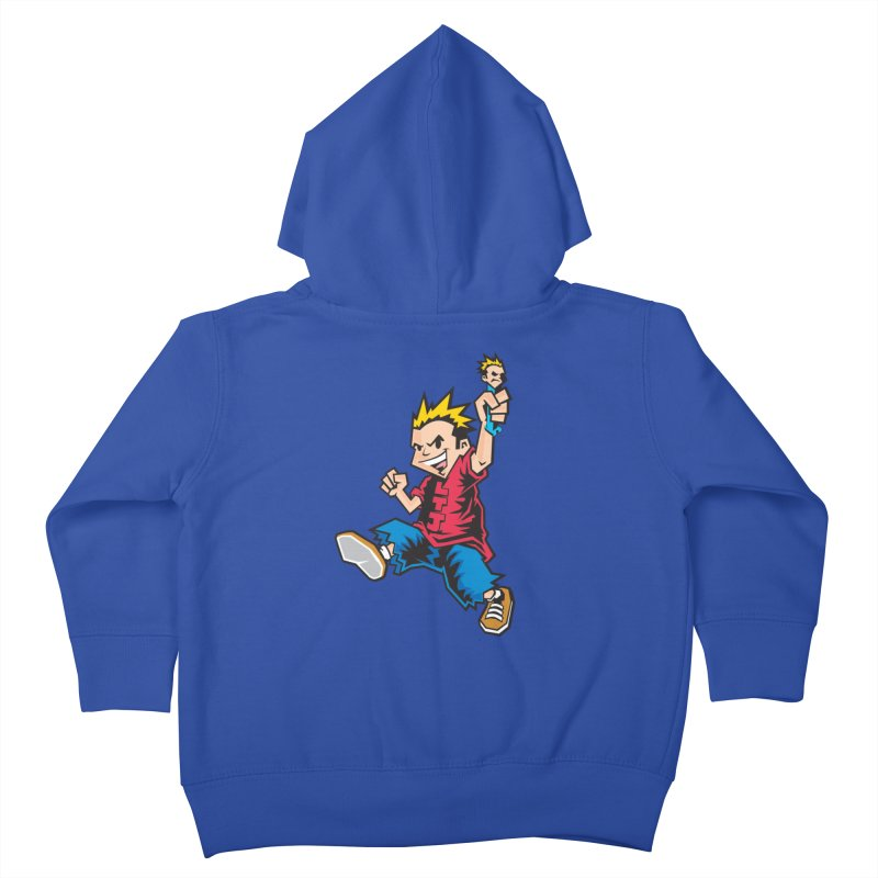 Evo Kid OG Kids Toddler Zip-Up Hoody by Less Than Jake T-Shirts and more!