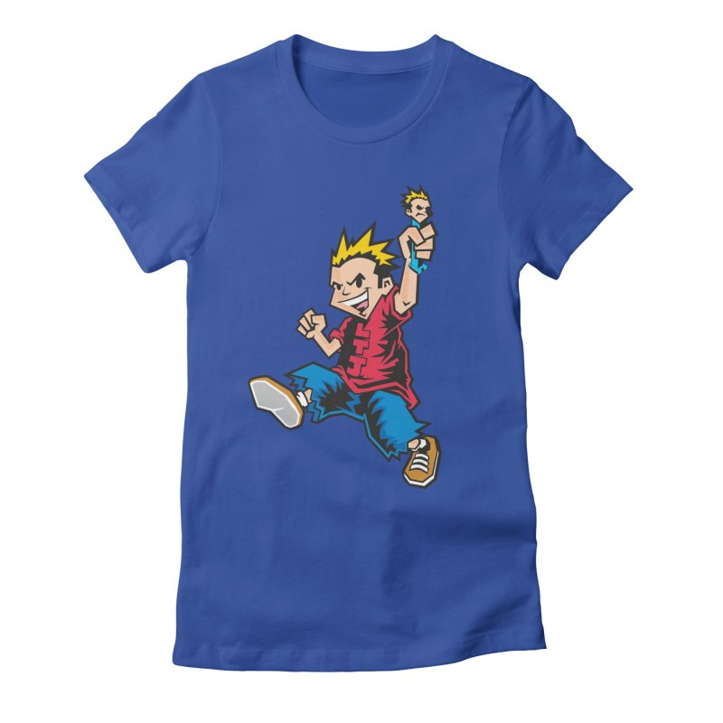 Evo Kid OG Women's Fitted T-Shirt by Less Than Jake T-Shirts and more!