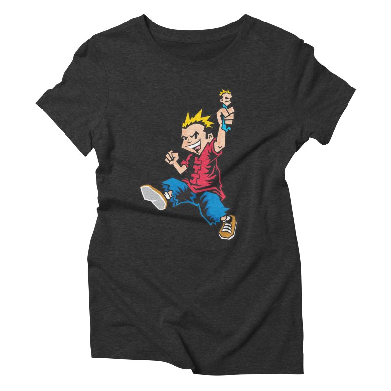 Evo Kid OG Women's Triblend T-Shirt by Less Than Jake T-Shirts and more!
