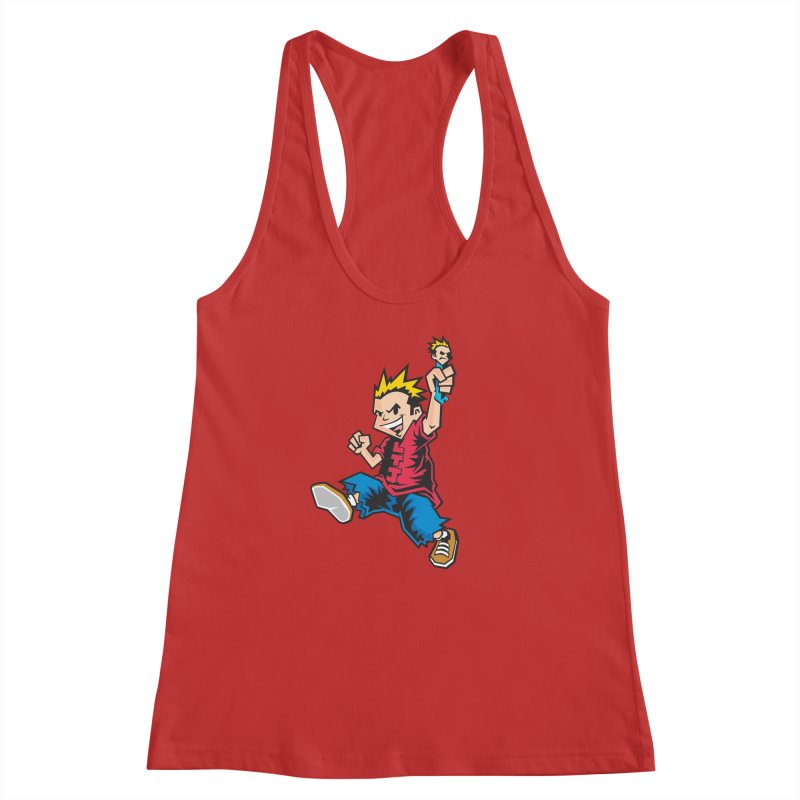 Evo Kid OG Women's Racerback Tank by Less Than Jake T-Shirts and more!