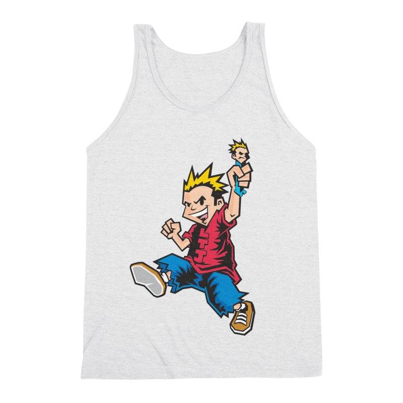 Evo Kid OG Men's Triblend Tank by Less Than Jake T-Shirts and more!