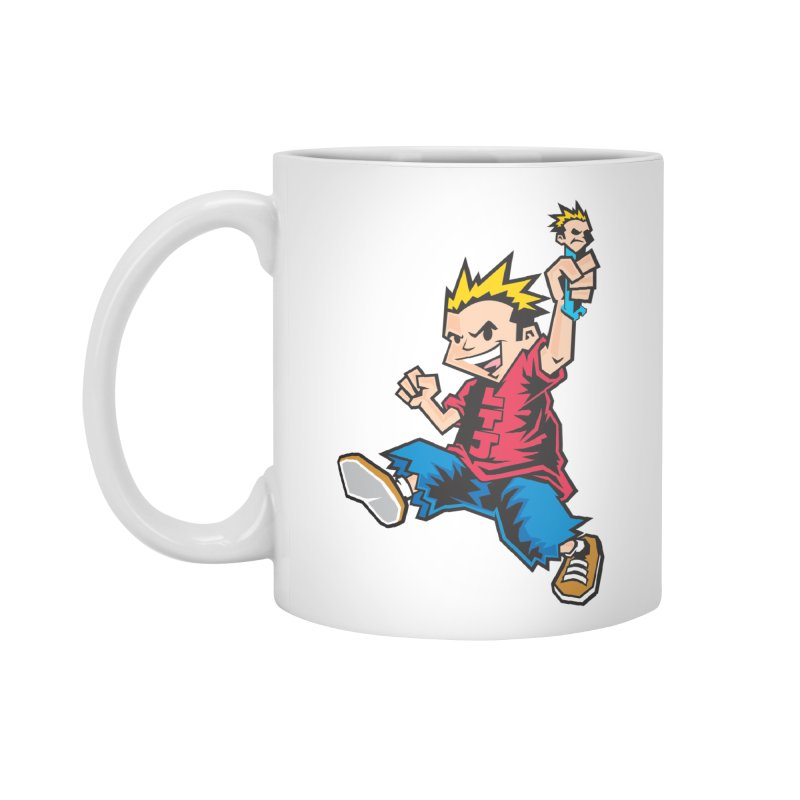 Evo Kid OG Accessories Standard Mug by Less Than Jake T-Shirts and more!