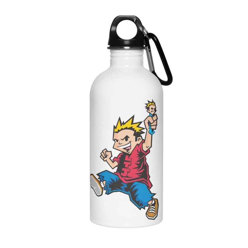 Evo Kid OG Accessories Water Bottle by Less Than Jake T-Shirts and more!