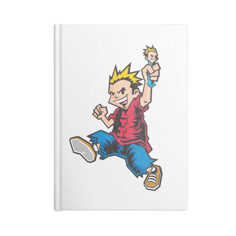 Evo Kid OG Accessories Lined Journal Notebook by Less Than Jake T-Shirts and more!