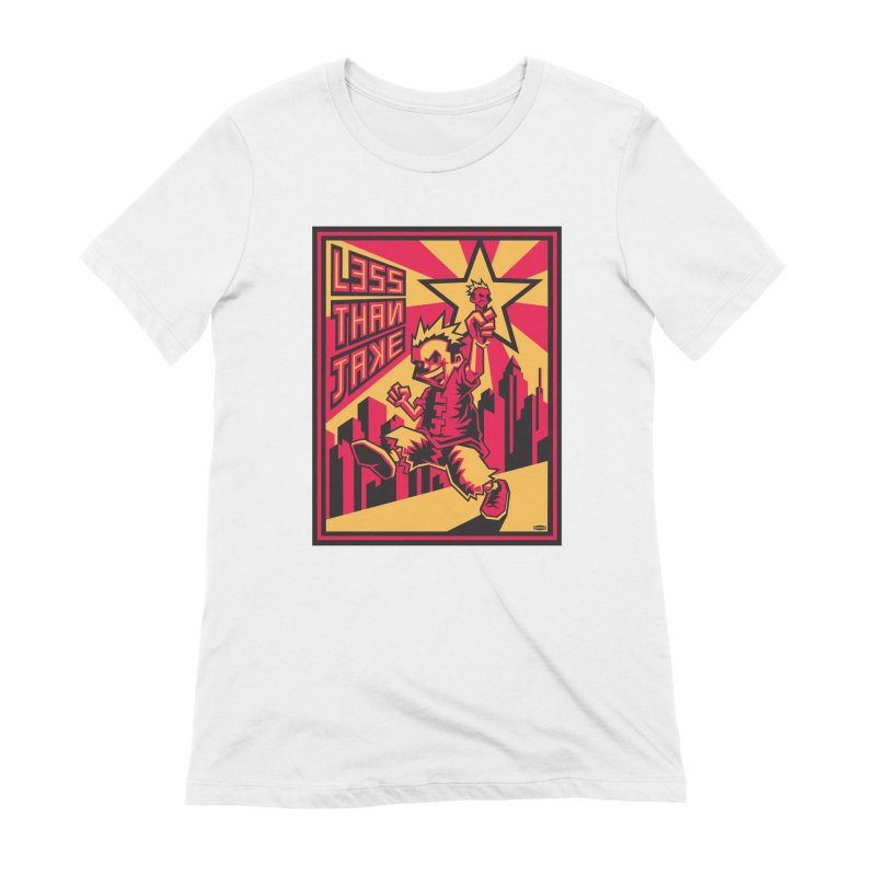 Evo Kid Commie Women's Extra Soft T-Shirt by Less Than Jake T-Shirts and more!