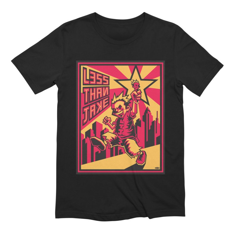 Evo Kid Commie Men's Extra Soft T-Shirt by Less Than Jake T-Shirts and more!