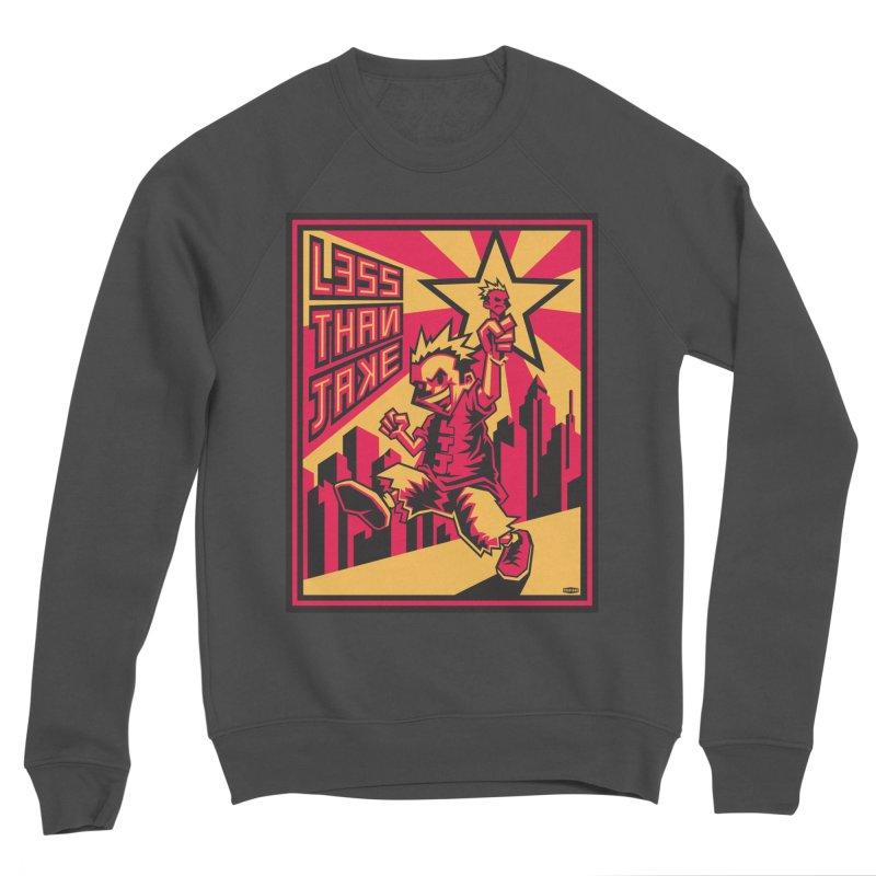 Evo Kid Commie Men's Sponge Fleece Sweatshirt by Less Than Jake T-Shirts and more!
