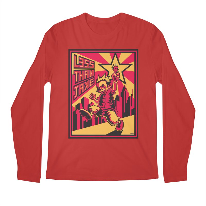 Evo Kid Commie Men's Longsleeve T-Shirt by Less Than Jake T-Shirts and more!