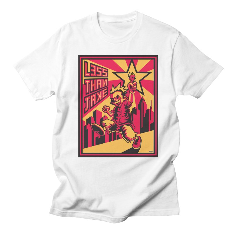 Evo Kid Commie Men's Regular T-Shirt by Less Than Jake T-Shirts and more!