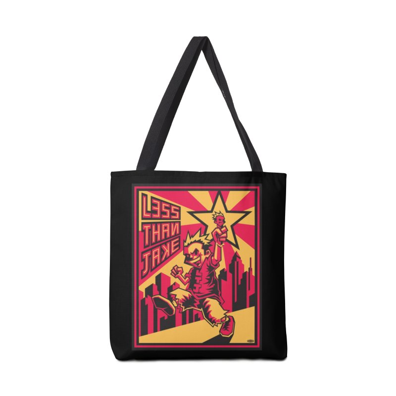 Evo Kid Commie Accessories Tote Bag Bag by Less Than Jake T-Shirts and more!