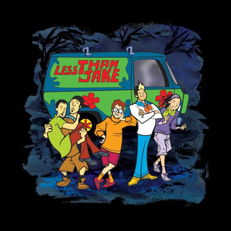 TVEP Scooby Men's T-Shirt by Less Than Jake T-Shirts and more!