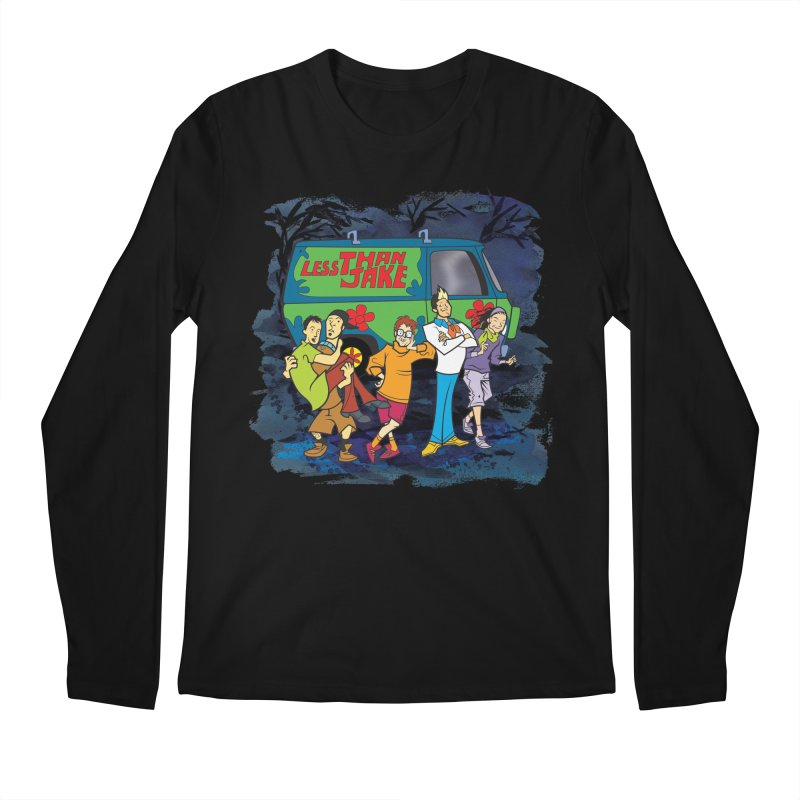 TVEP Scooby Men's Regular Longsleeve T-Shirt by Less Than Jake T-Shirts and more!