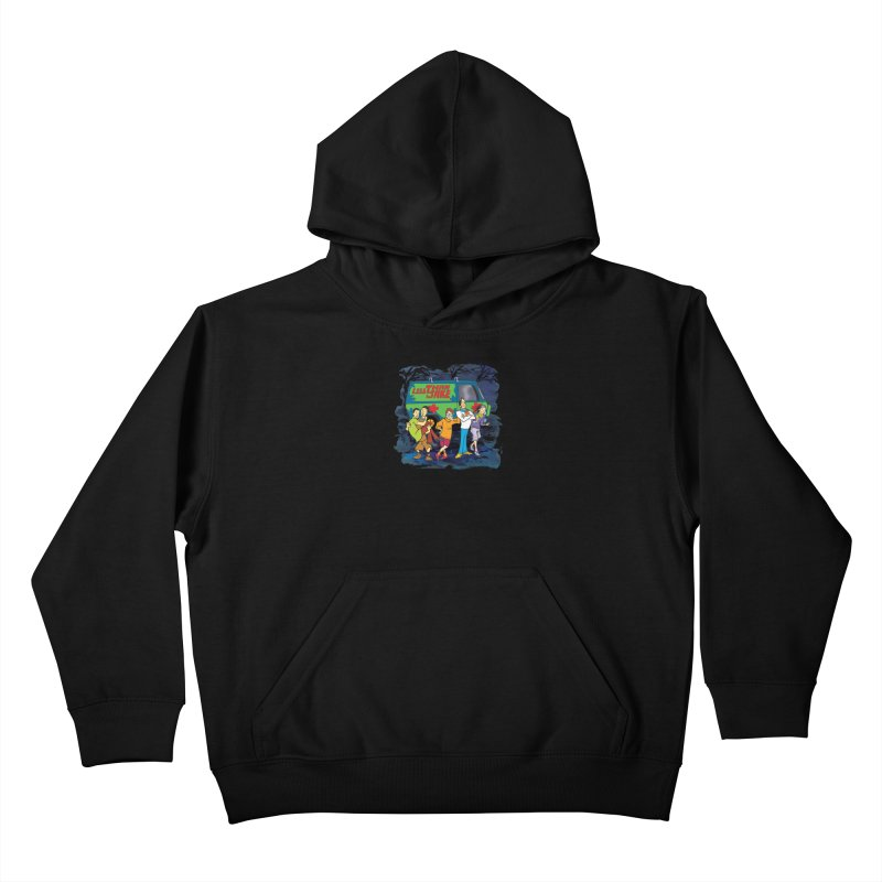 TVEP Scooby Kids Pullover Hoody by Less Than Jake T-Shirts and more!